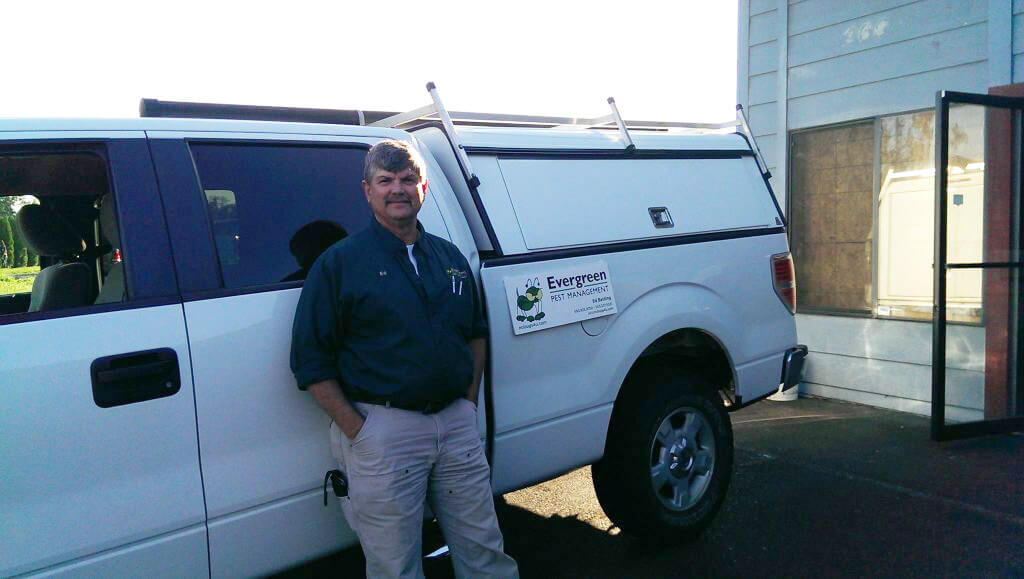 Evergreen Pest Management Owner Ed